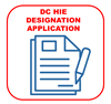 DC HIE Designation Application