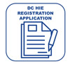DC HIE Registration Application