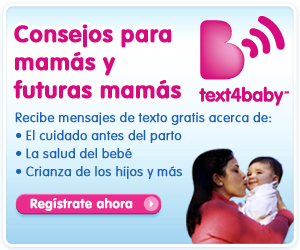 Text 4 Mom and Baby Spanish